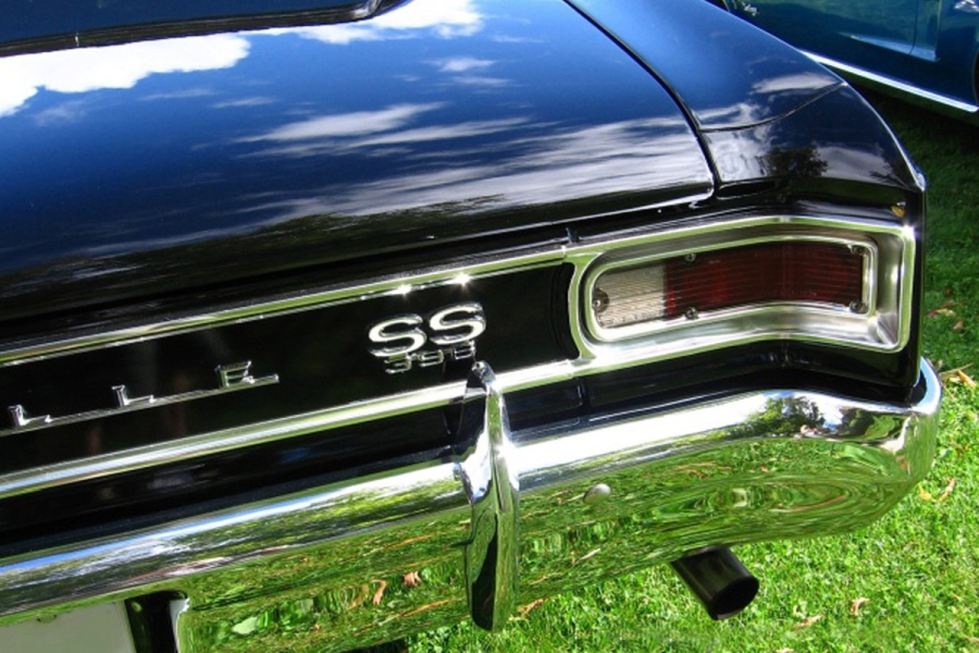 muscle car history - 2. teil: chevrolet chevelle/malibu ss 1964-67 -