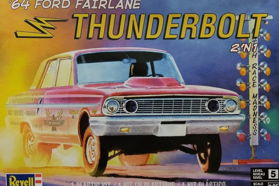 muscle car history - 4. teil: ford 1964 - 1967 -
